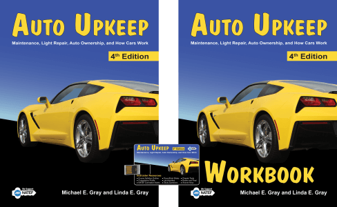 Auto Upkeep Homeschool Kit 4th Edition