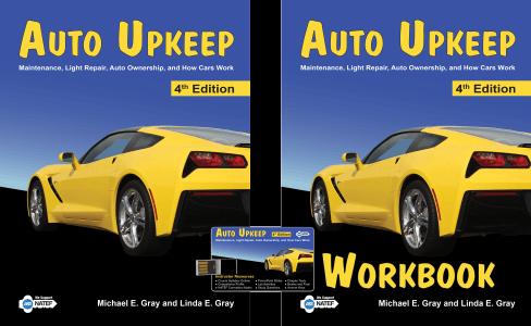Auto Upkeep Homeschool Kit 4th Edition